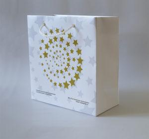 Отпечатан тираж пакетов